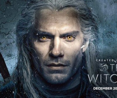 'The Witcher': Henry Cavill is Geralt in character poster