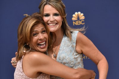Savannah Guthrie returns to 'Today' after illness
