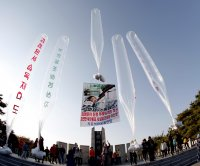 Defectors warned against sending leaflets into North Korea