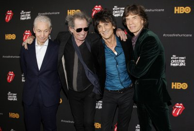 Jagger, Richards to make first 'Late Show' appearance