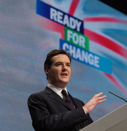 Britain looks at austerity budget plan