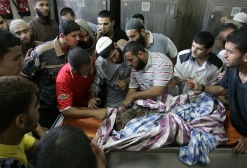 Israel strikes Gaza in retaliation to attack