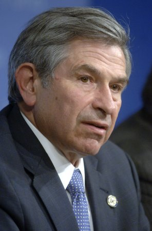 Wolfowitz rejoins Bush administration