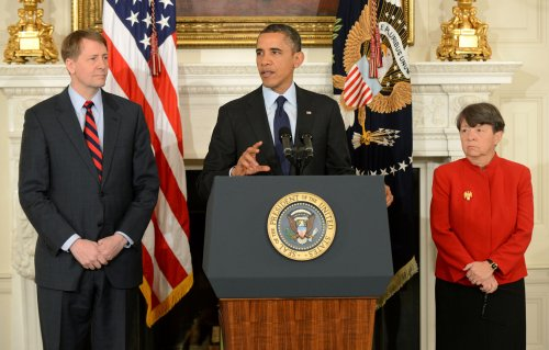 Obama nominates two chief regulators