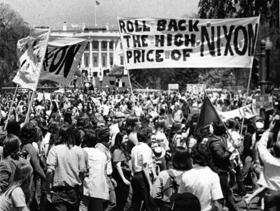 Nixon's resignation, forty years later