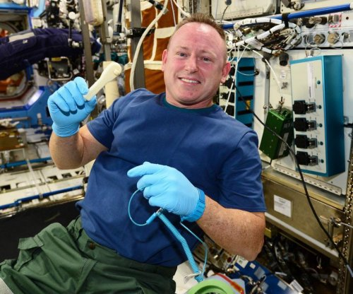 NASA just emailed the space station a new socket wrench
