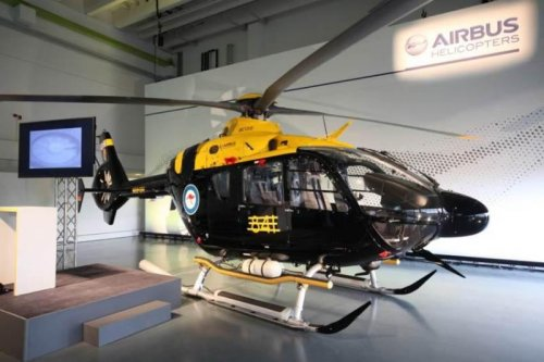 Airbus Helicopters announces factory acceptance of training aircraft