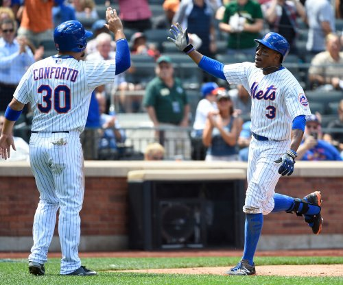 Hits, runs, wins keep coming for New York Mets