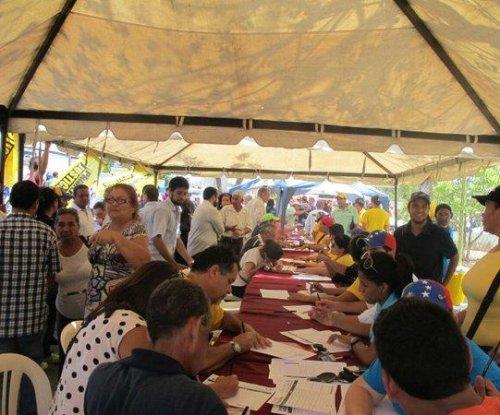 Maduro recall petition tops 1M signatures in Venezuela