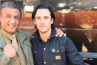'This is Us': Sylvester Stallone begins filming Season 2