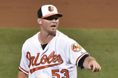 Baltimore Orioles closer Zach Britton out six months with ruptured Achilles tendon