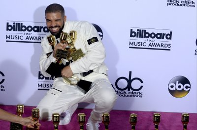 Drake's 'Scorpion' tops the U.S. album chart for 4th week