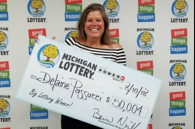 Michigan woman nearly threw out $50,000 lottery ticket