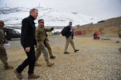 Interim Pentagon chief Shanahan visits Iraq; NATO next