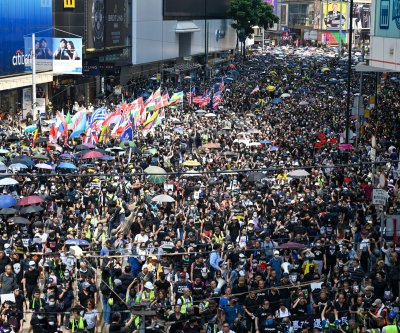 Senate passes bill in support of Hong Kong protesters