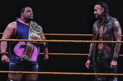 WWE NXT: Keith Lee defends title against Damian Priest
