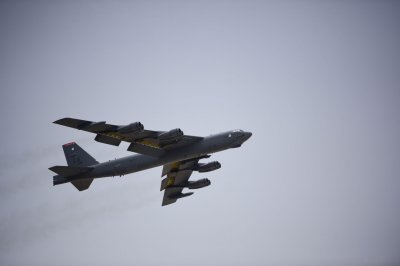 Air Force's hypersonic missile booster fails to launch from B-52 in first test