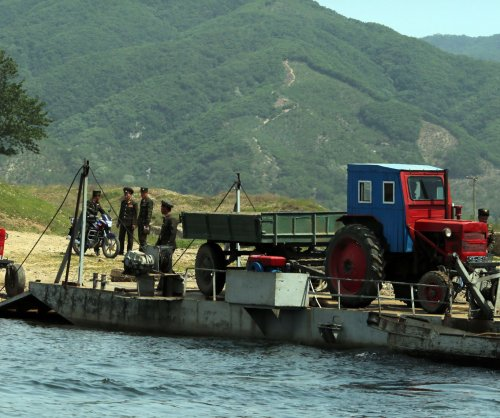 North Korea's economy contracts most in 23 years, bank figures show