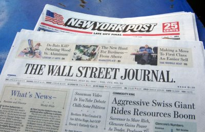 Wall Street Journal editor may resign