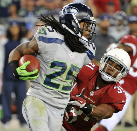 NFL: Seattle 34, Arizona 22
