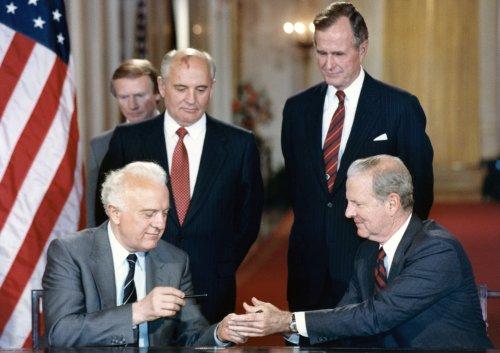 Former Georgian President Shevardnadze dead at 86