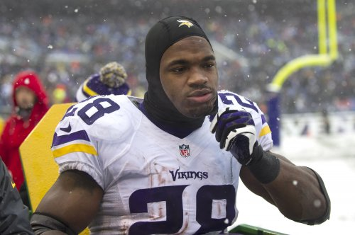 Adrian Peterson suspended without pay for at least remainder of 2014 season