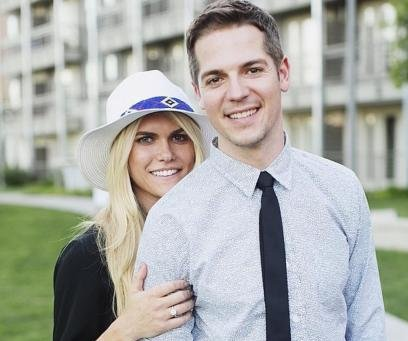 Lauren Scruggs and Jason Kennedy get married in Dallas