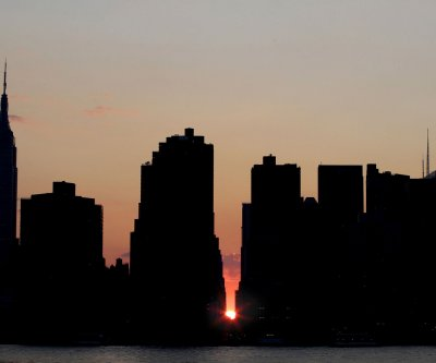 'Manhattanhenge' sunsets coming to New York