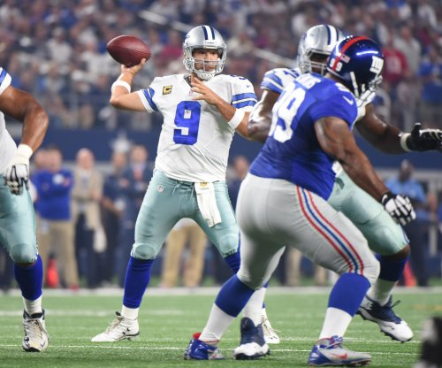 Tony Romo, Dallas Cowboys steal game from New York Giants