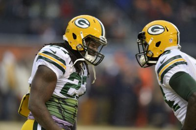 Packers to start RB James Starks over Eddie Lacy