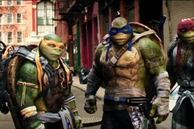 First full trailer released for 'Teenage Mutant Ninja Turtles 2'