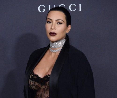 Kim Kardashian shares family's lavish Christmas decorations