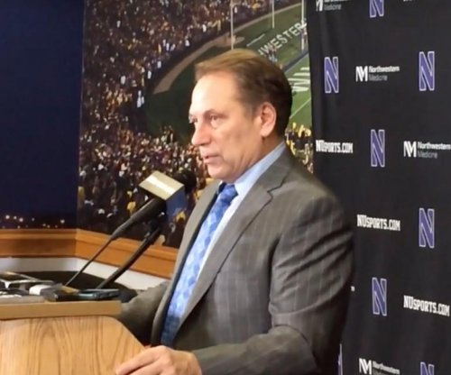 Tom Izzo irked, but No. 12 Michigan State handles Northwestern