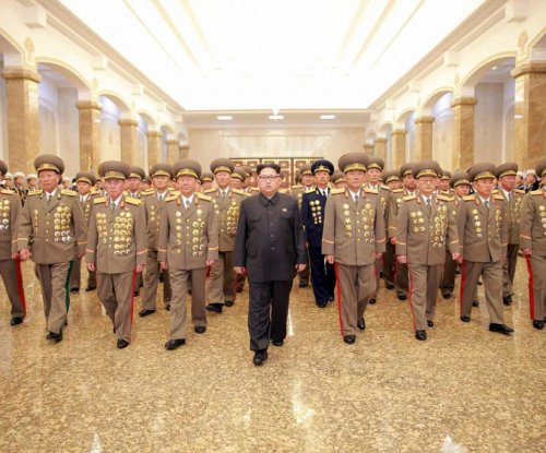 North Korea promotes recently appointed military chief Ri Myong Su