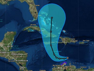 Matthew strengthens into Category 3 hurricane as it heads for Jamaica, Cuba