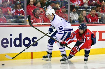 3 games, 3 OTs: Toronto Maple Leafs take 2-1 series lead over Washington Capitals