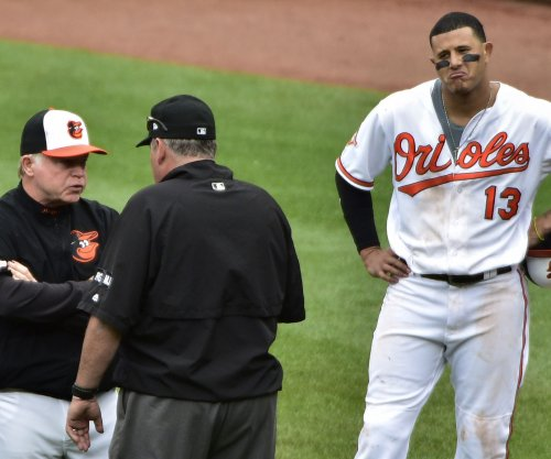 Baltimore Orioles pound out 8-3 win over newfound rival Boston Red Sox