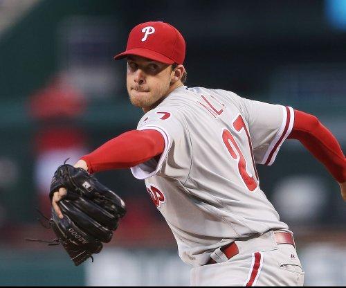 Philadelphia Phillies slam door on New York Mets