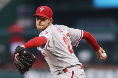 Philadelphia Phillies slam door on New York Mets