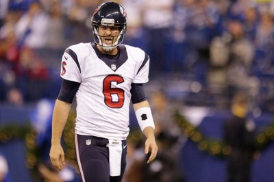 T.J. Yates: Houston Texans QB believes he will be better this week