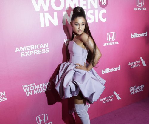 Ariana Grande's 'Thank U, Next' tops the U.S. album chart