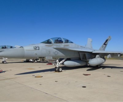 Boeing, Navy complete first Super Hornet flight with upgraded sensor