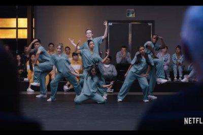 'Work It': Sabrina Carpenter forms dance team in trailer for Netflix film
