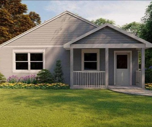 'First 3D-printed home in U.S.' for sale in New York