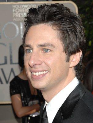 ABC: Zach Braff leaving 'Scrubs'