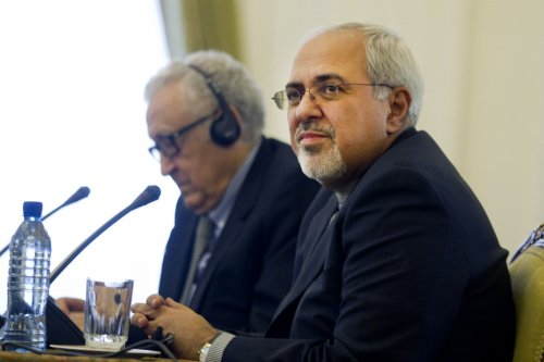 Iranian foreign minister meets top Turkish leaders