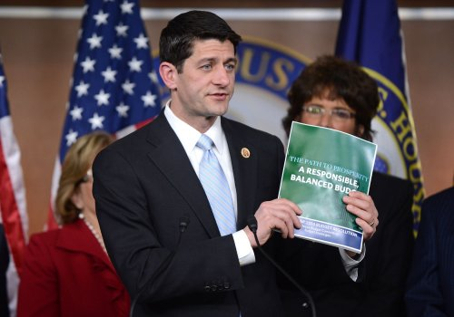 Ryan may hint of future in CPAC speech