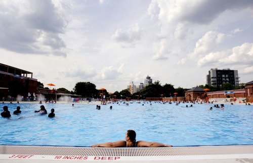 CDC study: Fecal contamination found in most public pools
