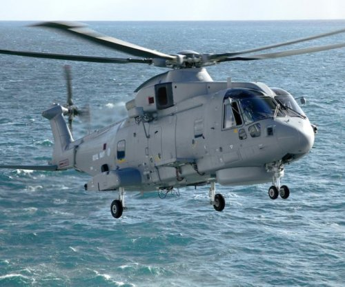 AW announces new maintenance deal for Royal Navy helicopters