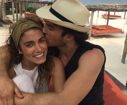 Nikki Reed shares honeymoon photo with Ian Somerhalder